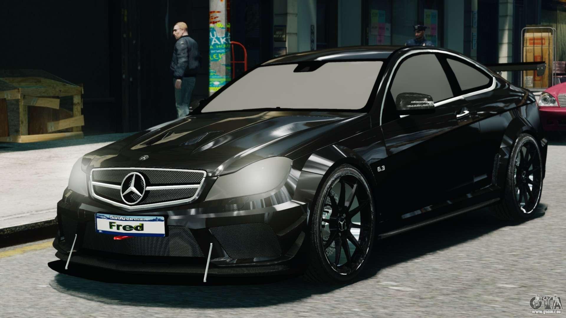 2014 Mercedes Benz C63 Amg