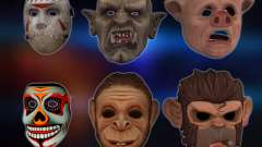 GTA V Masks pour GTA San Andreas