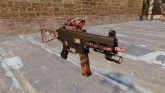 Le pistolet mitrailleur, UMP45