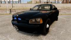 Dodge Charger Slicktop Police [ELS] pour GTA 4