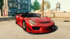 Porsche 918 Spider Body Kit Final