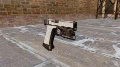 Die Pistole Glock 20 ACU Digital
