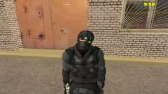 Archer aus dem Spiel Splinter Cell Conviction