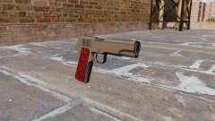 Les Pistolets Colt 1911 Chrome