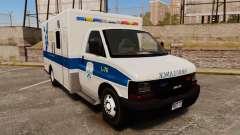 Brute Speedo TEMS Ambulance [ELS]