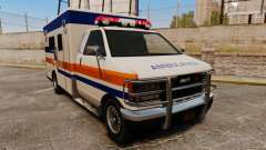 Brute CHMC Ambulance
