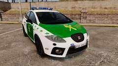 Seat Cupra Guardia Civil [ELS]
