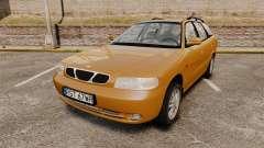 Daewoo Nubira I Wagon CDX PL 1998 pour GTA 4