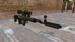SVD fusil de sniper raccourcie