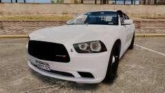 Dodge Charger 2011 LCPD [ELS] für GTA 4