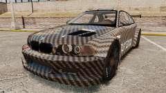 BMW M3 GTR 2012 Drift Edition für GTA 4