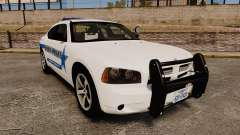 Dodge Charger 2010 Liberty County Sheriff [ELS] pour GTA 4