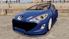 Peugeot 308 GTI pour GTA 4
