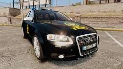 Audi S4 Avant TEK [ELS]