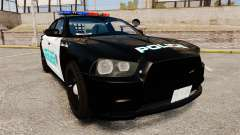 Dodge Charger 2011 Liberty Clinic Police [ELS] für GTA 4