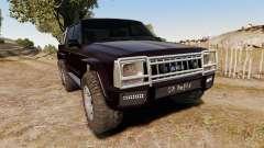 Jeep Carver 6X6 pour GTA 4