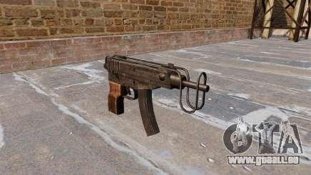 SMG Skorpion vz. 61 für GTA 4