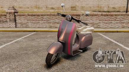 GTA V Pegassi Faggio pour GTA 4