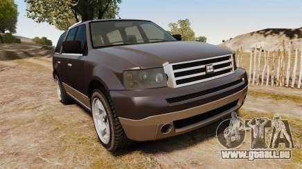 Dundreary Landstalker new wheels pour GTA 4