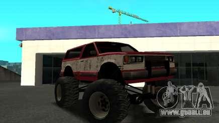 Street Monster für GTA San Andreas