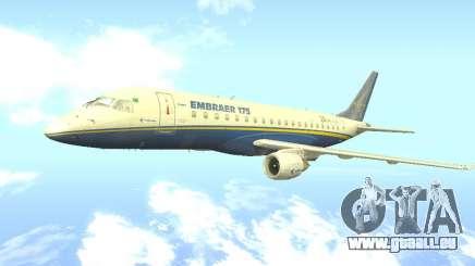 Embraer 175 HOUSE pour GTA San Andreas