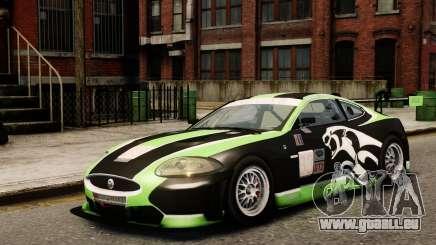 Jaguar XKR GT pour GTA 4