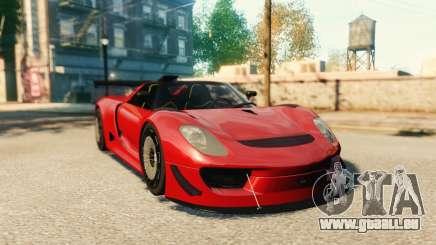 Porsche 918 Spider Body Kit Final für GTA 4