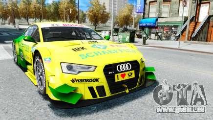 Audi RS5 DTM für GTA 4