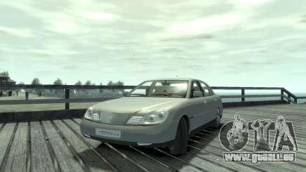 Daewoo Shiraz für GTA 4