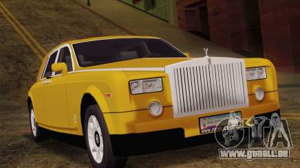 Rolls Royce Phantom 2003 für GTA San Andreas