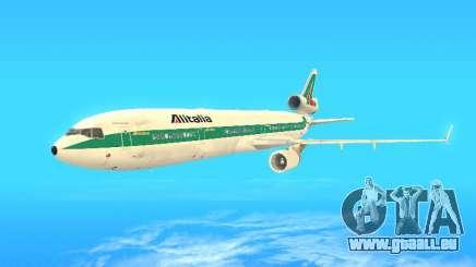 McDonnell Douglas MD-11 Alitalia für GTA San Andreas