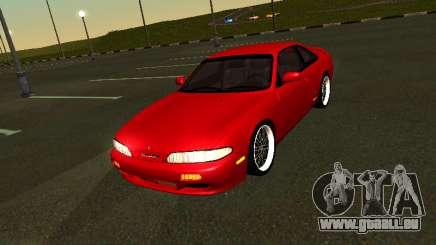 Nissan Silvia S14 Zenki für GTA San Andreas