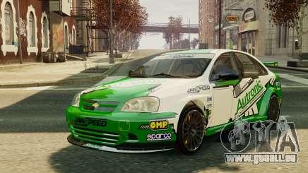 Chevrolet Lacetti für GTA 4