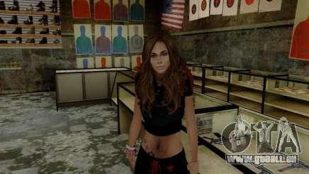 Carlita pour GTA San Andreas