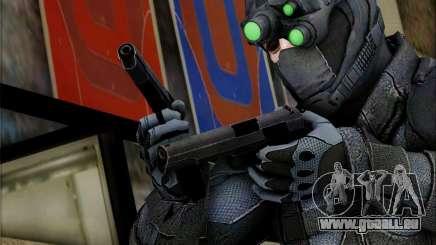Alfa Team Weapon Pack pour GTA San Andreas