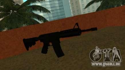 M4 CQB für GTA San Andreas