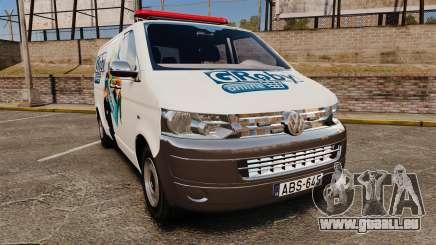 Volkswagen Transporter T5 Groby Netshop [ELS] pour GTA 4