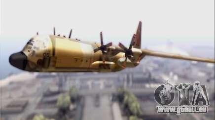 C-130 Hercules Royal Moroccan Air Force für GTA San Andreas