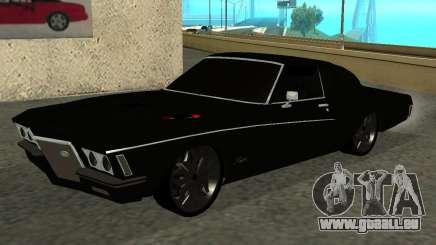 Buick Riviera 1972  Classic pour GTA San Andreas