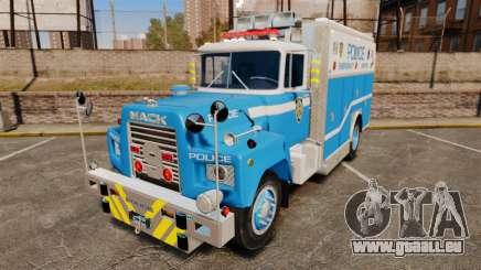 Mack R Bronx 1993 NYPD Emergency Service für GTA 4