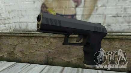 GTA V Combat Pistol pour GTA San Andreas