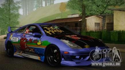 Toyota Celica Taz Mania Street Edition pour GTA San Andreas