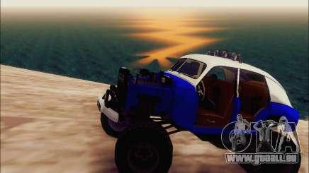 GAZ M20 Monstre pour GTA San Andreas