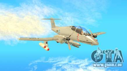 FMA IA-58 Pucara pour GTA San Andreas