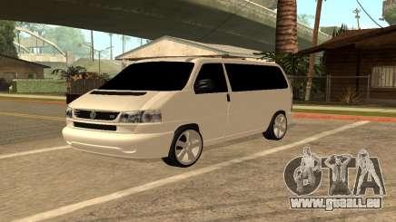 Volkswagen T4 Transporter für GTA San Andreas