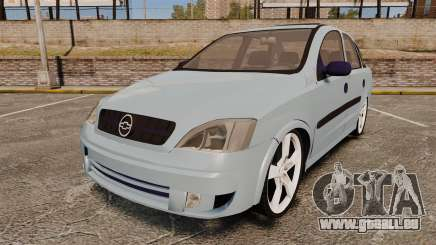 Chevrolet Corsa Premium Sedan für GTA 4