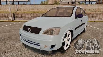 Chevrolet Corsa Premium Sedan für GTA 4
