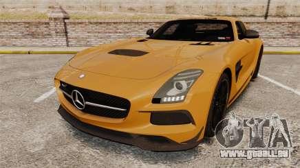 Mercedes-Benz SLS 2014 AMG Performance Studio für GTA 4