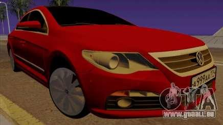 Volkswagen Passat CC pour GTA San Andreas