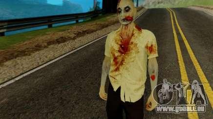 Les Zombies de GTA V pour GTA San Andreas